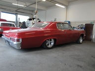 Chevrolet Caprice Coupe 1966