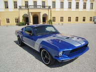 Ford Mustang Fastback 1967 - Fastlane