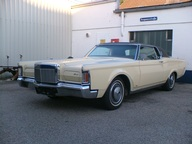 Lincoln Continental Mark III 1971